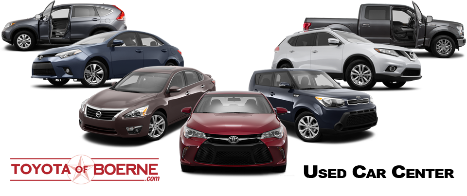 Toyota of Boerne Used Cars