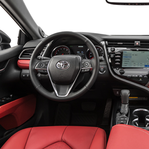 Discover The 2019 Toyota Camry In Killeen, TX
