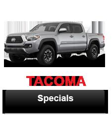 Tacoma Specials