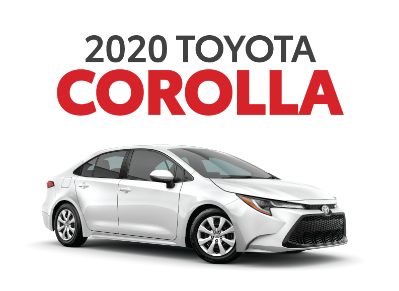 Toyota Corolla | Act now to get a great deal!