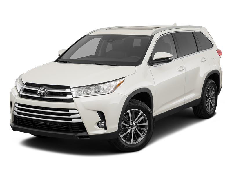 Click to Shop Toyota Highlander