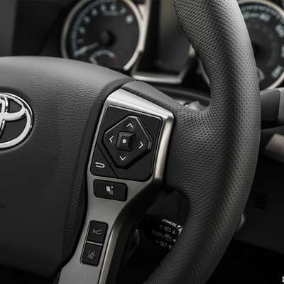 2019 Toyota Tacoma Safety Features