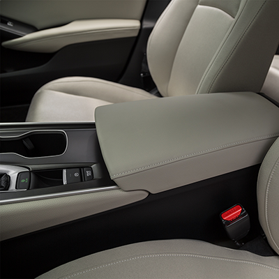 2019 Honda Accord Middle Console