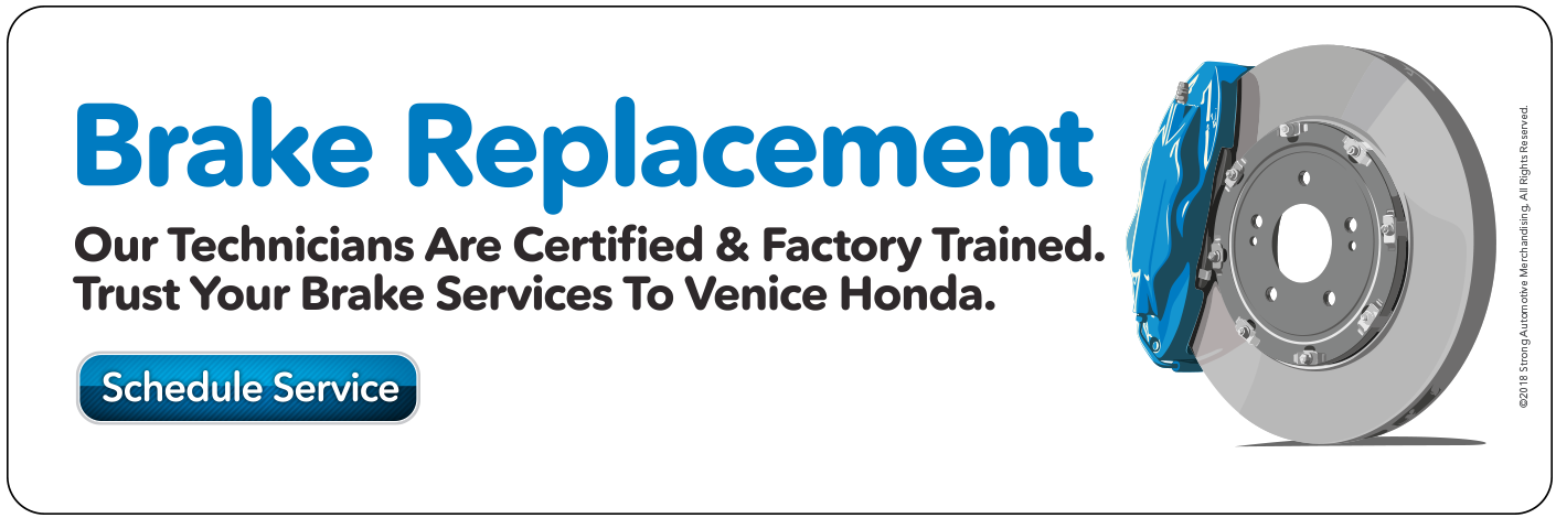 Brake Replacement Service, Click here Schedule Service.