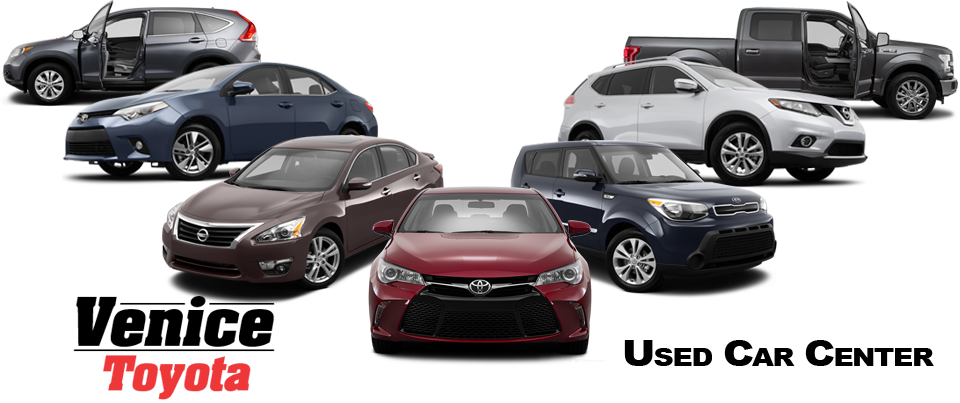 Venice Toyota Used Cars and Trucks Specials