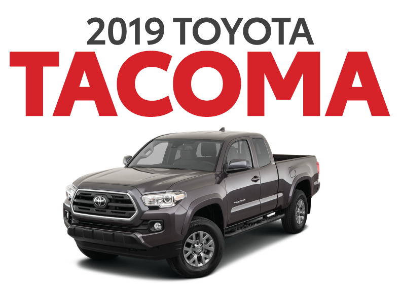 Tacoma Special. Click here to take advantage of this offer