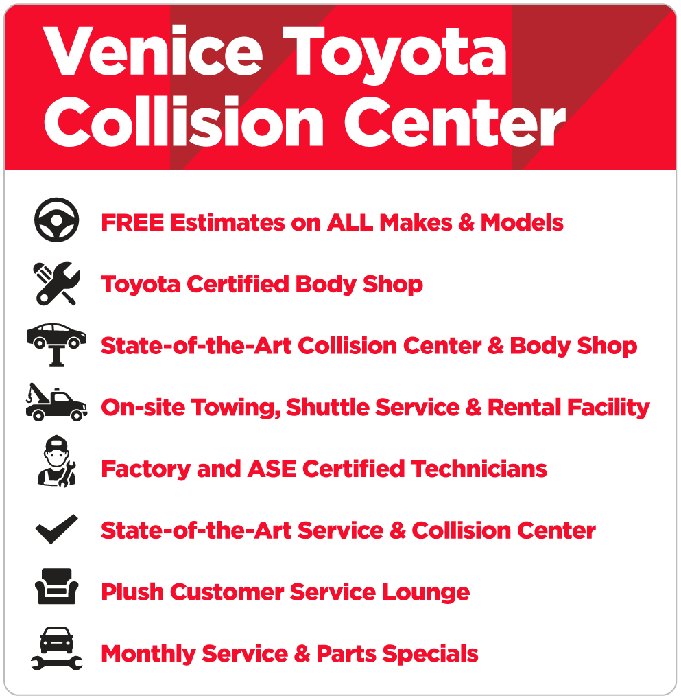 Venice Toyota Collision Center