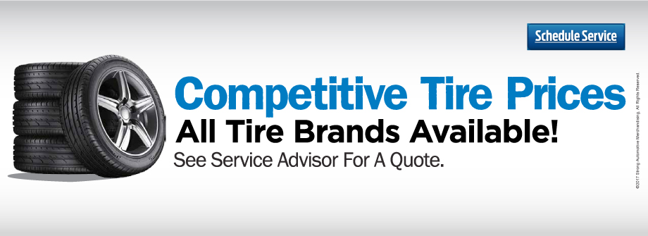 Looking For Your Best Price On Tires? Choose Volkswagen of South Mississippi!