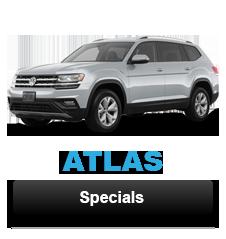 Volkswagen Atlas Specials