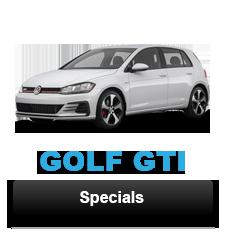 Volkswagen Golf GTI Specials