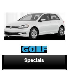 Volkswagen Golf Specials