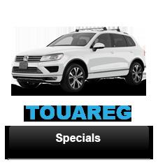 Volkswagen Touareg Specials