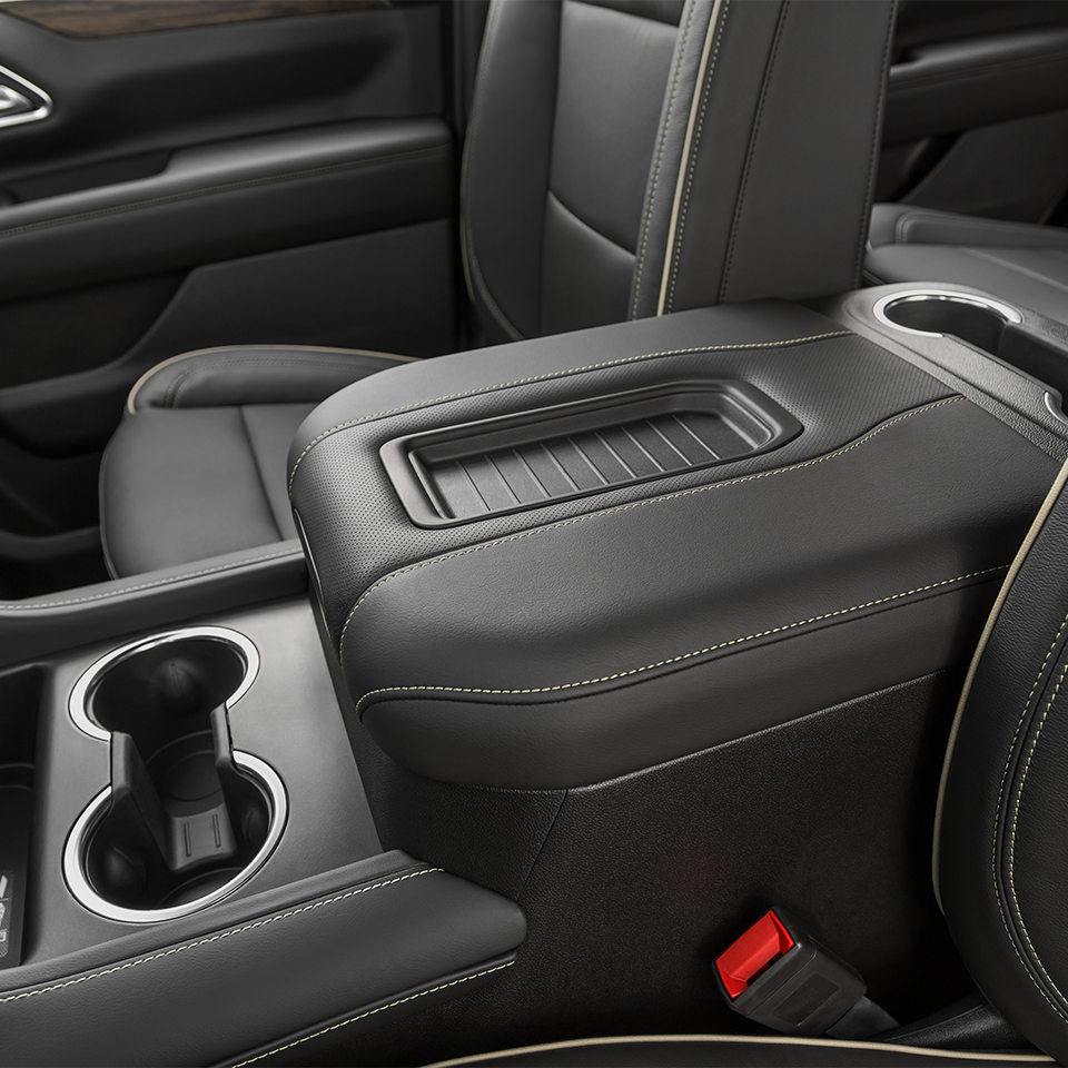 Tahoe Center Console