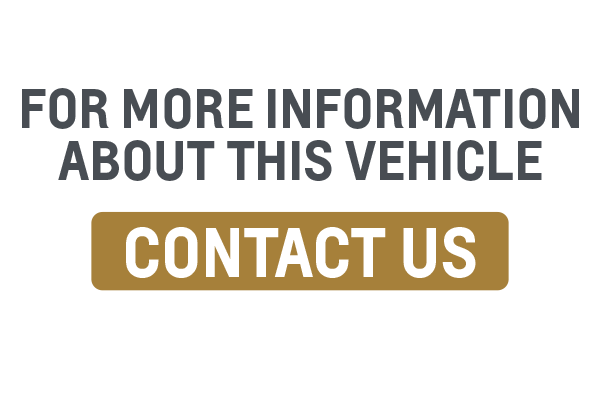 For More Info about This Vehicle - Contact Us
