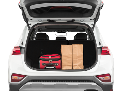 2020 Hyundai Santa Fe Cargo Space near Nashville, TN