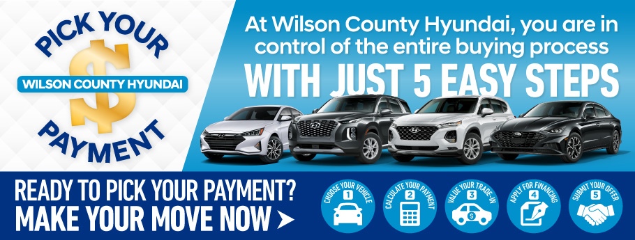 Pick Your Payment - Click to Find Your Vehicle