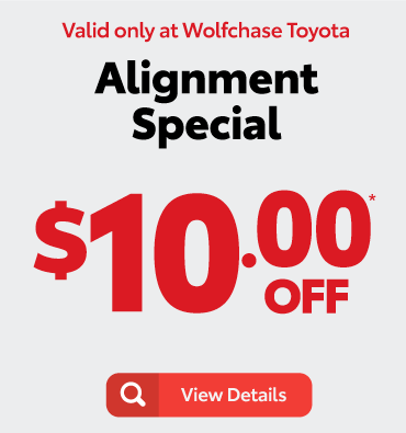 battery special -$10 off*- valid only at Wolfchase Toyota - view details