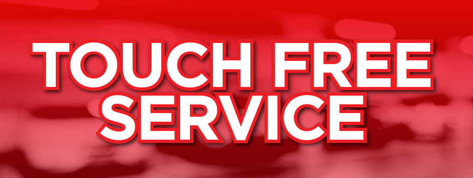 TOUCH FREE SERVICE Now at Wolfchase Toyota