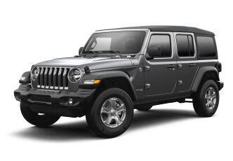 Jeep Wrangler Offers Lucedale MS