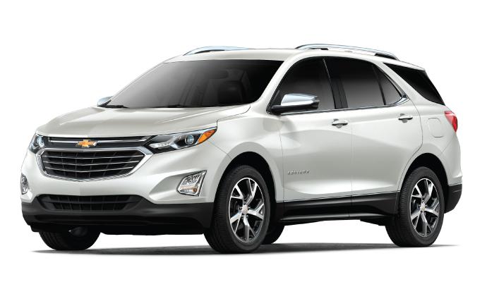 New 2021 Chevrolet Equinox