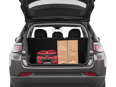 2020 Jeep Compass Trunk Space