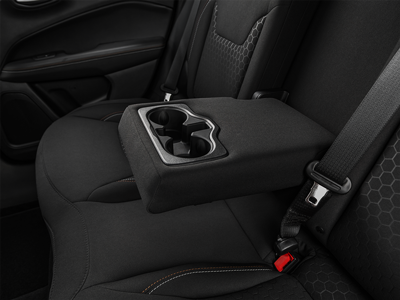 2020 Jeep Compass Cup Holders