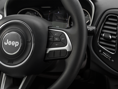 2020 Jeep Compass Available Safety Features