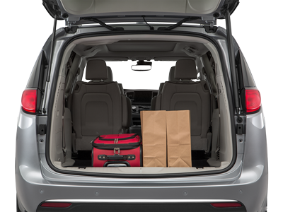 2020 Chrysler Pacifica Trunk Space
