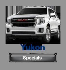 GMC Yukon Specials