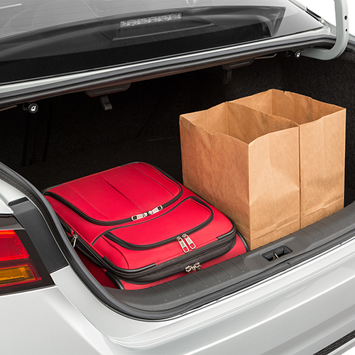 Nissan Altima Cargo Space