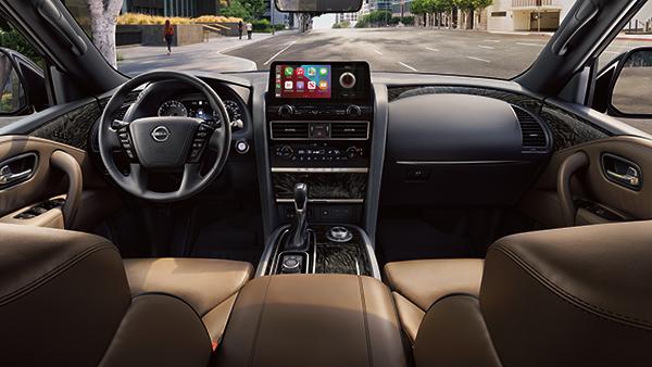 Nissan Armada Steering Wheel