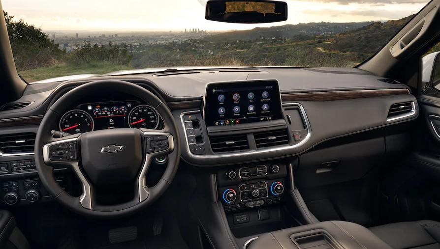 Chevrolet Tahoe Steering Wheel