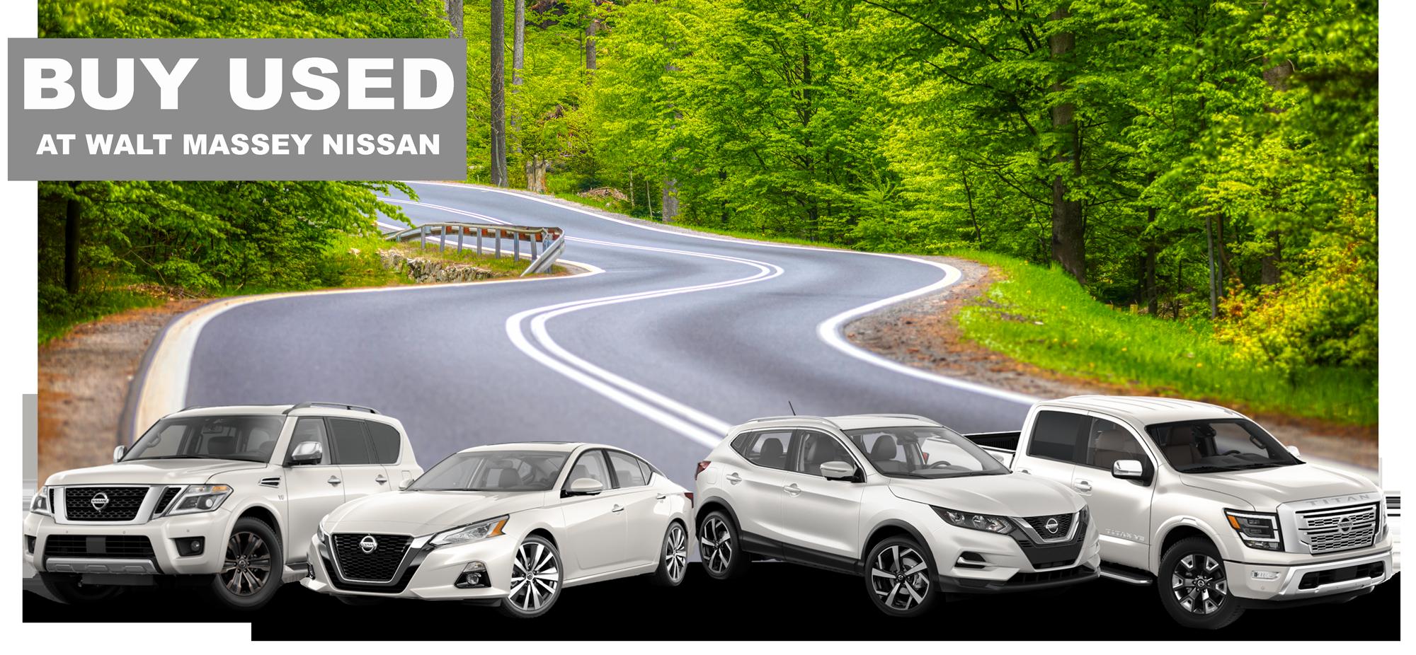 Nissan Lineup in Opp, AL