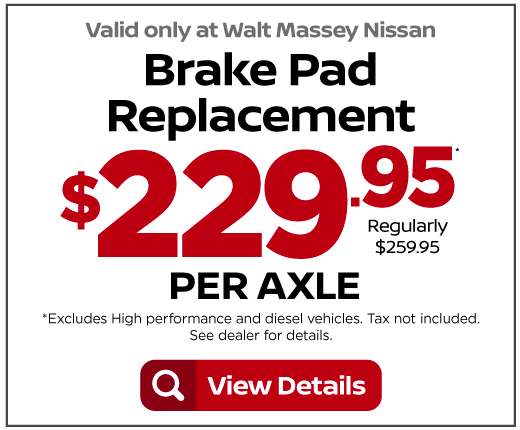 Brake Pad Replacement $129.99 - Click to View Details