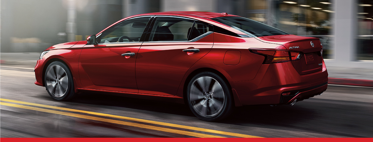 New 2021 Nissan Altima at Walt Massey Nissan