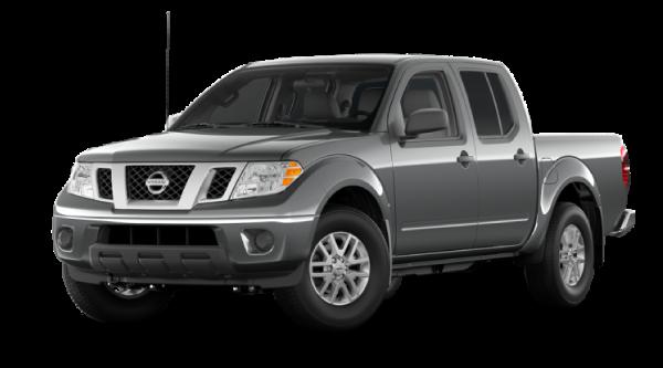 New 2021 Nissan Frontier