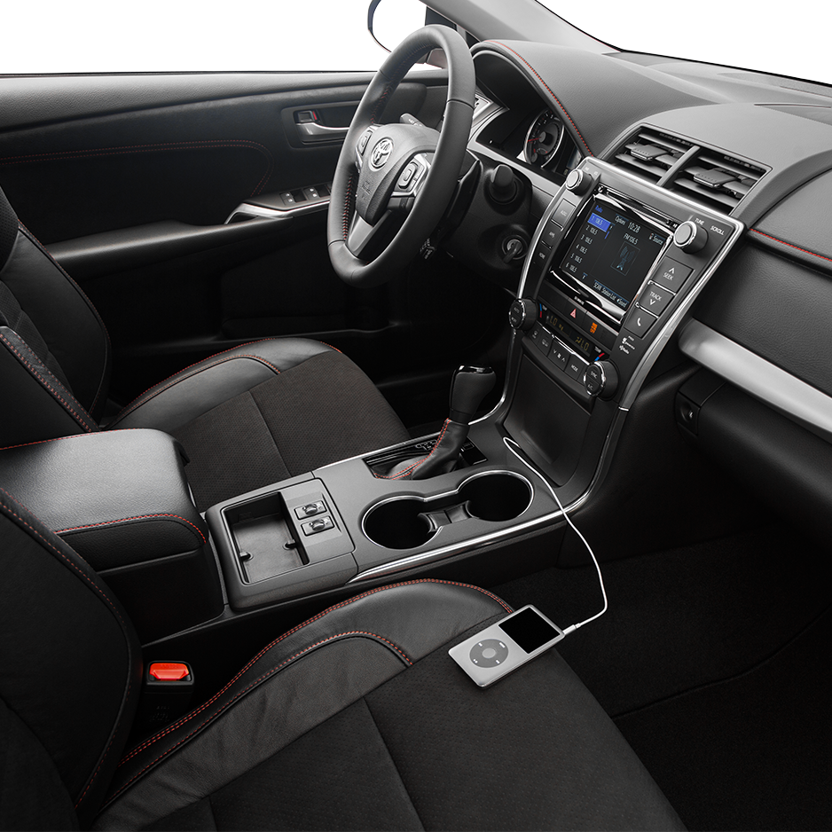 2016 Camry Technology Features