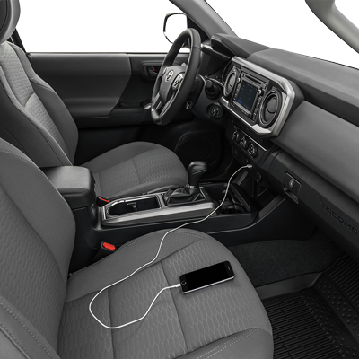 2019 Tacoma Technology Features