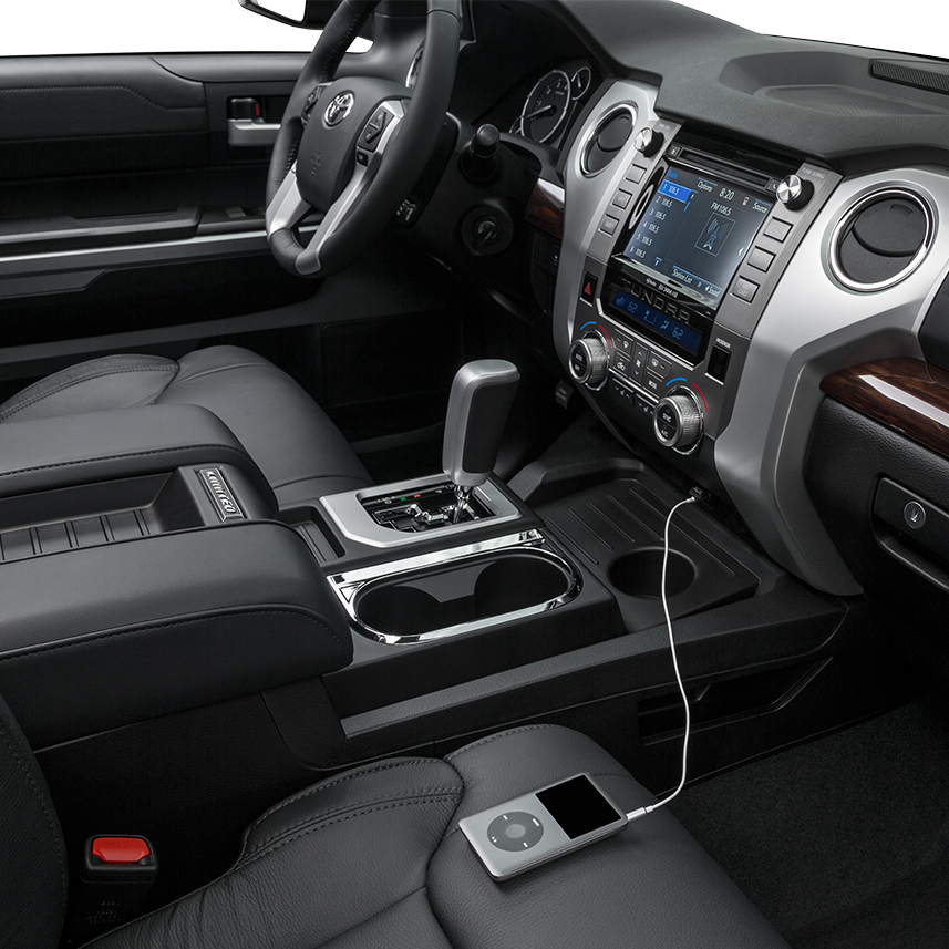2017 Tundra Technology Features