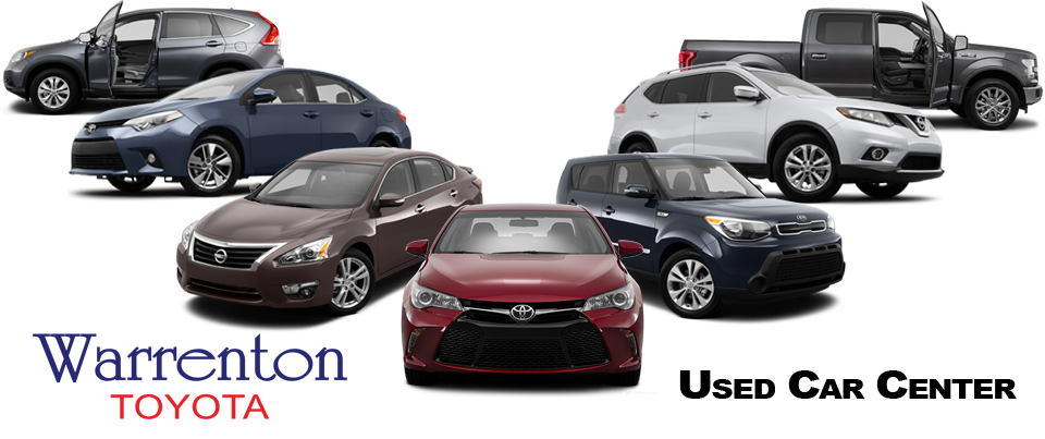 Used Car Center At Warrenton Toyota