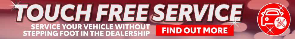 Touch Free Service | Click here to find out more