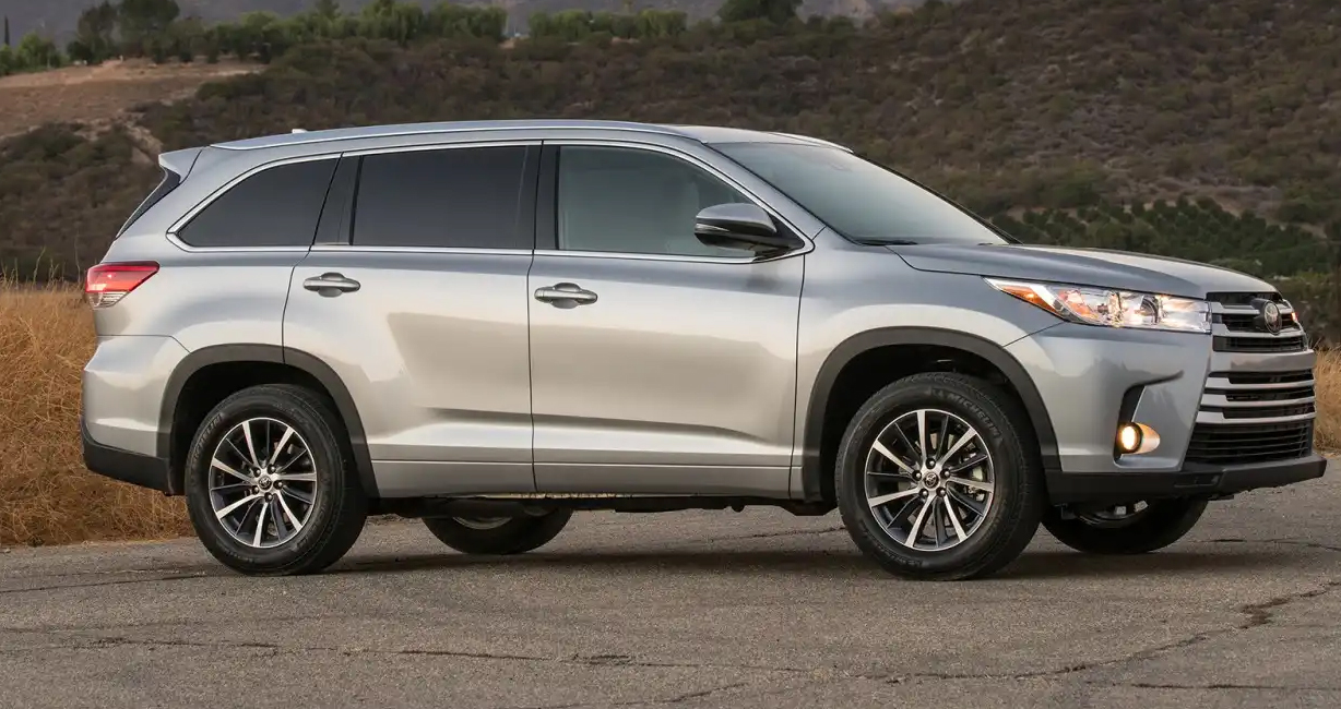 Toyota Highlander Specials Lynchburg, Virginia