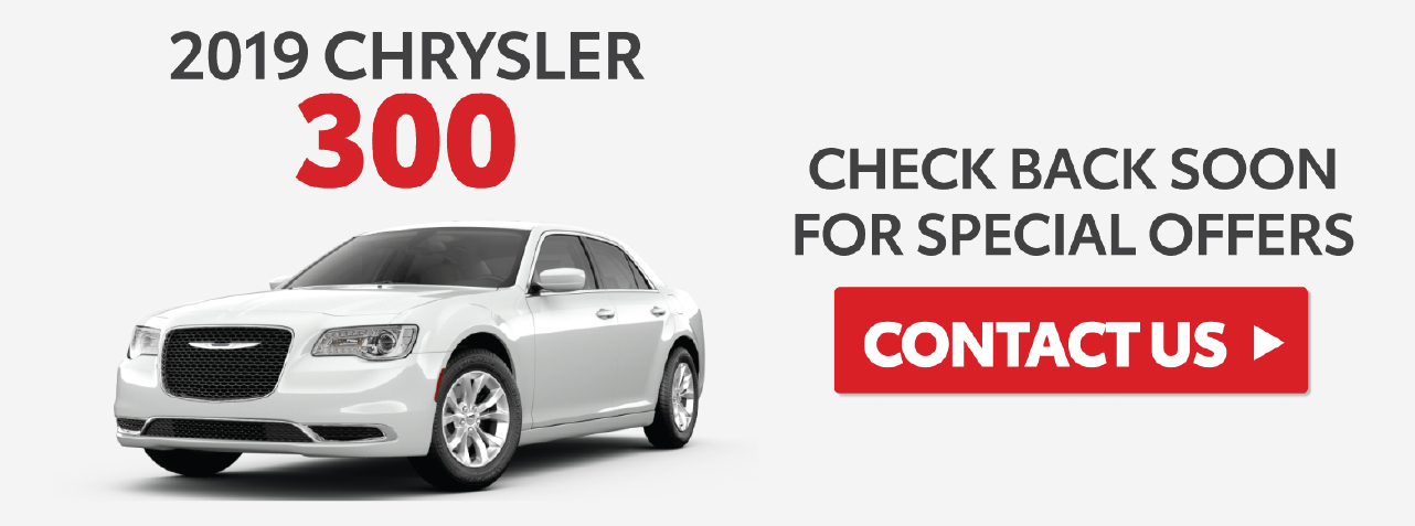 New Chrysler 300 Specials In Pell City, Alabama