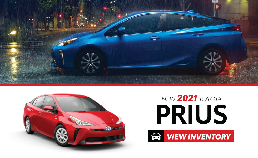 Toyota Prius Specials at Warrenton Toyota Warrenton, VA