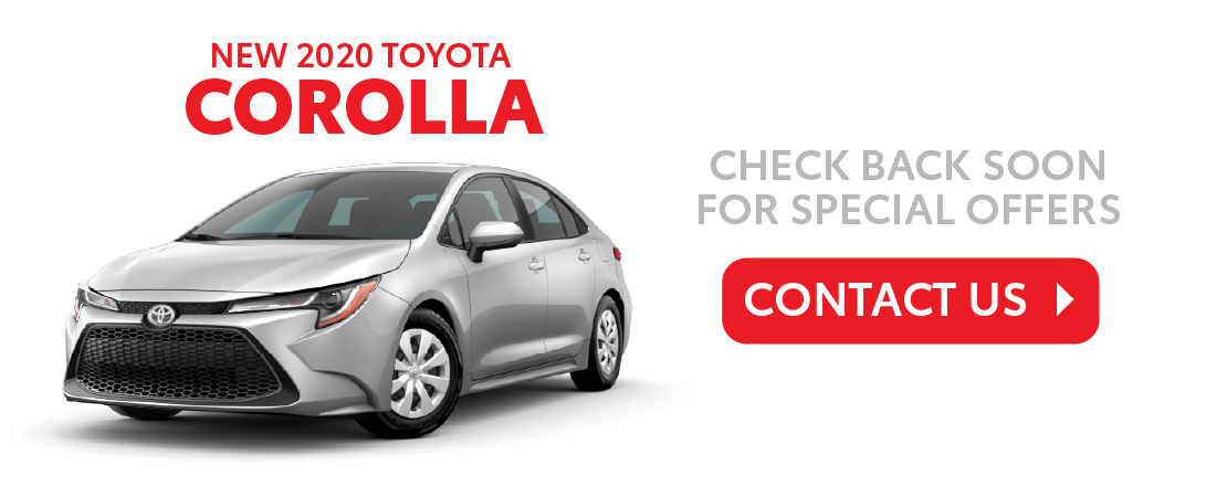 Click to Shop Toyota Corolla