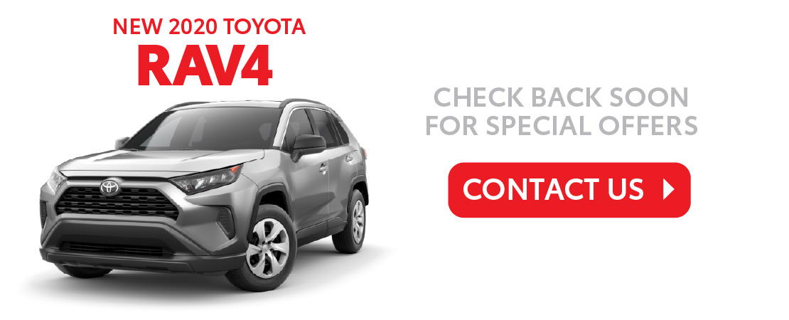 Toyotathon is On! Click to Shop Toyota RAV4