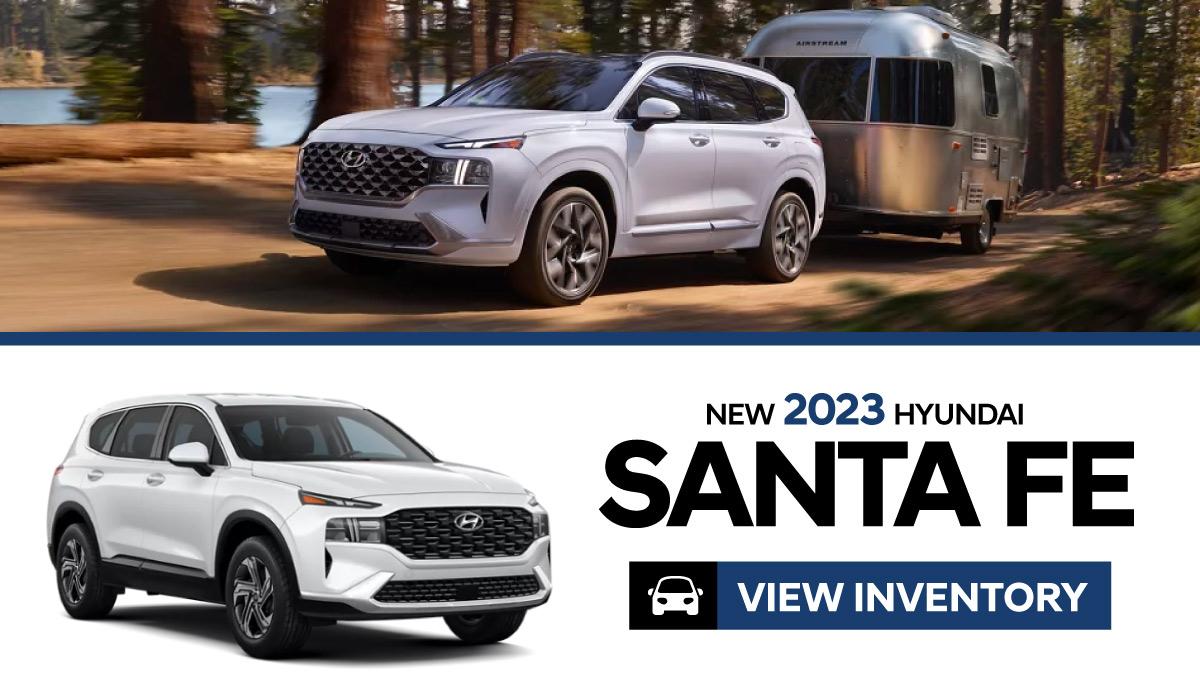 2021 Hyundai Santa Fe | Click to View Inventory
