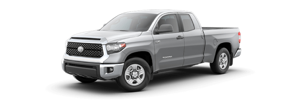 The Toyota Tundra