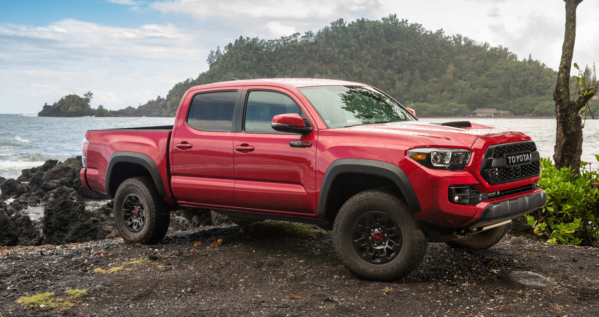 2017 Tacoma Texas | Toyota of Boerne