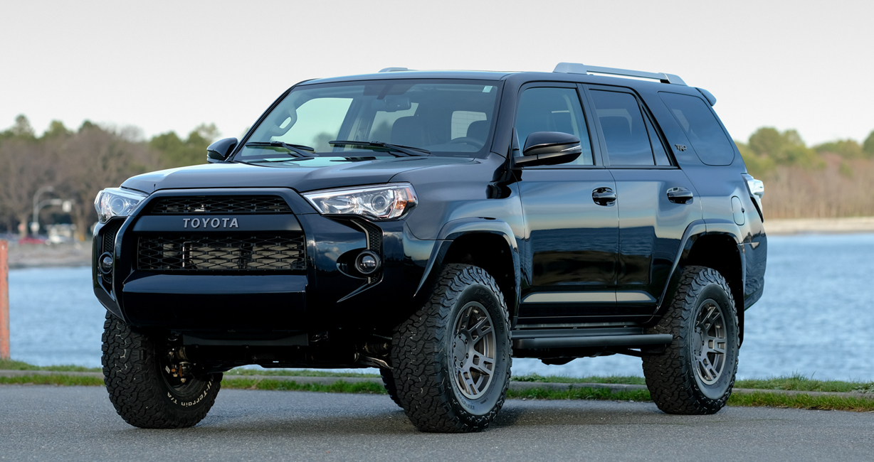 Discover The 2018 4runner At Toyota Of Boerne